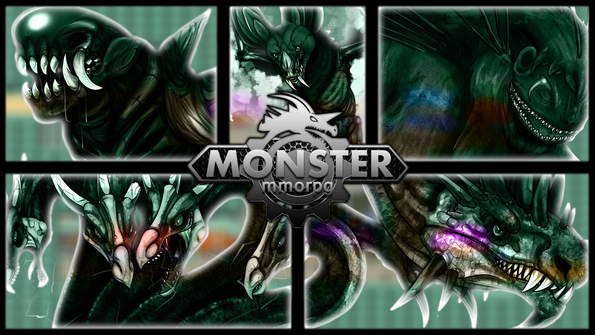 Monster MMORPG V 2 3 7 Update 10 April 2014 - New monsters