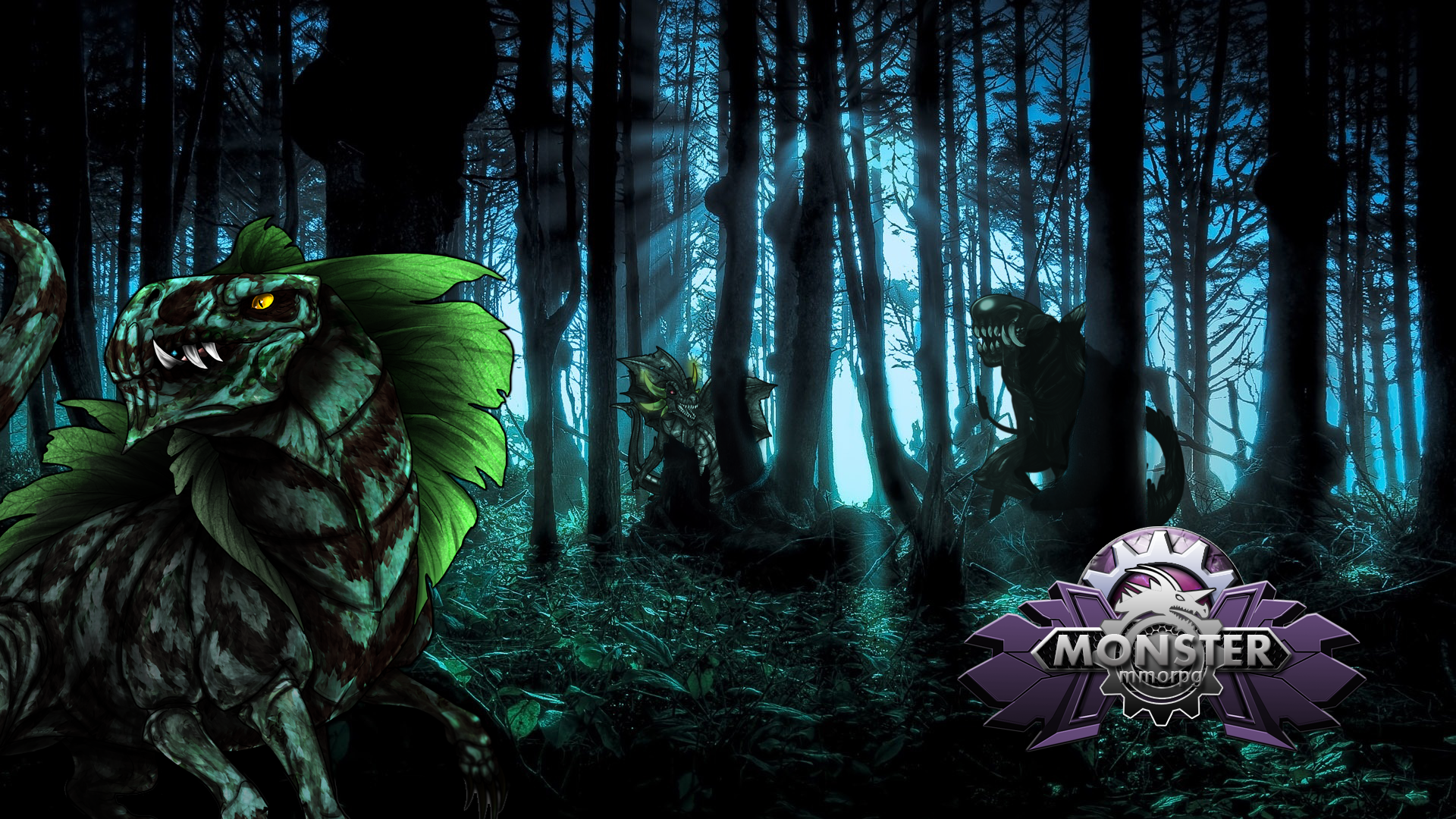 Great Game Browser Based MonsterMMORPG Wallpaper