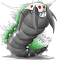 Monster Grinerpillar
