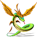 Monster Quetzaya