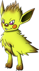 ID: 1000 Joltux - Pokemon - Fakemon - Features Monster MMORPG Online