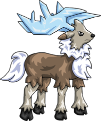 ID: 115 Frostag - Pokemon - Fakemon - Features Monster MMORPG Online