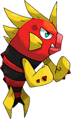 ID: 1203 Komon - Pokemon - Fakemon - Features Monster MMORPG Online