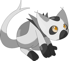 ID: 129 Ringuz - Pokemon - Fakemon - Features Monster MMORPG Online