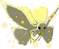 ID: 1295 Lumenoth - Pokemon - Fakemon - Features Monster MMORPG Online