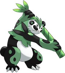 ID: 1349 Kaokung - Pokemon - Fakemon - Features Monster MMORPG Online