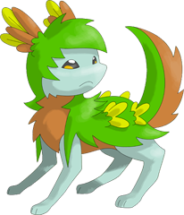 ID: 183 Autoom - Pokemon - Fakemon - Features Monster MMORPG Online