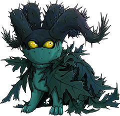 ID: 201 Whivie - Pokemon - Fakemon - Features Monster MMORPG Online