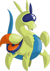 ID: 214 Scaronid - Pokemon - Fakemon - Features Monster MMORPG Online