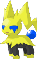 ID: 218 Libolb - Pokemon - Fakemon - Features Monster MMORPG Online