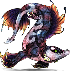ID: 32 Sarcuda - Pokemon - Fakemon - Features Monster MMORPG Online