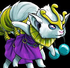 ID: 362 Urbai - Pokemon - Fakemon - Features Monster MMORPG Online