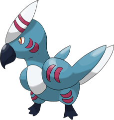 ID: 389 Delittle - Pokemon - Fakemon - Features Monster MMORPG Online