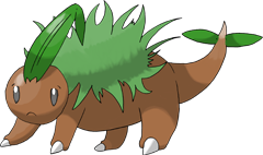 ID: 398 Turfield - Pokemon - Fakemon - Features Monster MMORPG Online
