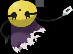ID: 456 Spiring - Pokemon - Fakemon - Features Monster MMORPG Online