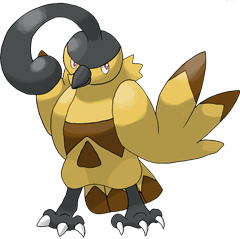 ID: 475 Wesand - Pokemon - Fakemon - Features Monster MMORPG Online