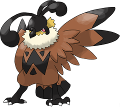 ID: 476 Quailforna - Pokemon - Fakemon - Features Monster MMORPG Online