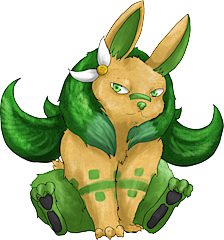 ID: 498 Budaisy - Pokemon - Fakemon - Features Monster MMORPG Online