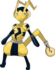 ID: 501 Teshock - Pokemon - Fakemon - Features Monster MMORPG Online
