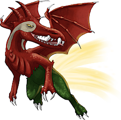 ID: 512 Aitvarange - Pokemon - Fakemon - Features Monster MMORPG Online