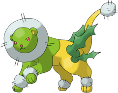 ID: 534 Fluffeline - Pokemon - Fakemon - Features Monster MMORPG Online