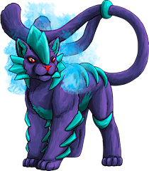 ID: 541 Spirin - Pokemon - Fakemon - Features Monster MMORPG Online