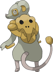 ID: 548 Knocknob - Pokemon - Fakemon - Features Monster MMORPG Online