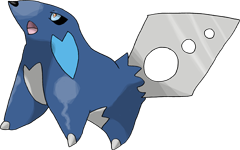 ID: 579 Podust - Pokemon - Fakemon - Features Monster MMORPG Online