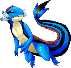 ID: 598 Michanna - Pokemon - Fakemon - Features Monster MMORPG Online