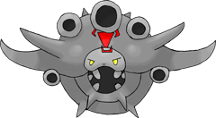 ID: 607 Metank - Pokemon - Fakemon - Features Monster MMORPG Online