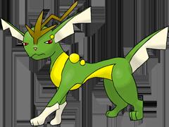 ID: 609 Maperro - Pokemon - Fakemon - Features Monster MMORPG Online