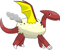 ID: 635 Drakegg - Pokemon - Fakemon - Features Monster MMORPG Online