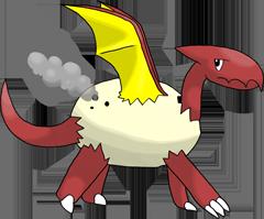 ID: 635 Drakegg - Pokemon - Fakemon - Features Monster MMORPG Online