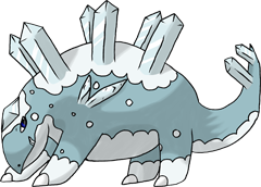 ID: 665 Stegosnow - Pokemon - Fakemon - Features Monster MMORPG Online