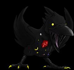 ID: 671 Ravenatch - Pokemon - Fakemon - Features Monster MMORPG Online
