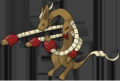 ID: 694 Puppecter - Pokemon - Fakemon - Features Monster MMORPG Online