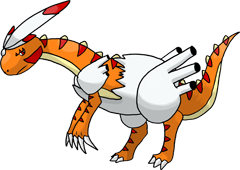 ID: 700 Snaptor - Pokemon - Fakemon - Features Monster MMORPG Online