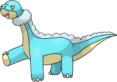 ID: 701 Bracloud - Pokemon - Fakemon - Features Monster MMORPG Online
