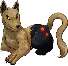 ID: 714 Chompup - Pokemon - Fakemon - Features Monster MMORPG Online