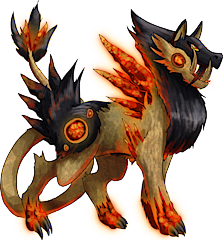 ID: 716 Torchomp - Pokemon - Fakemon - Features Monster MMORPG Online