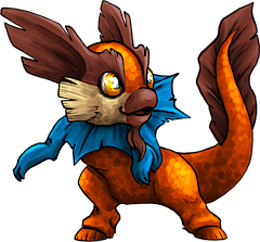 ID: 724 Smosea - Pokemon - Fakemon - Features Monster MMORPG Online