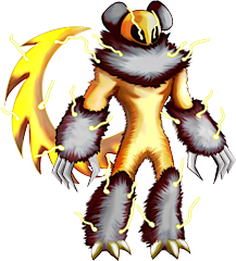 ID: 743 Pandrive - Pokemon - Fakemon - Features Monster MMORPG Online