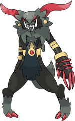 ID: 832 Youkanabo - Pokemon - Fakemon - Features Monster MMORPG Online