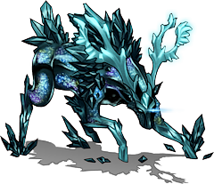 ID: 850 Moosnow - Pokemon - Fakemon - Features Monster MMORPG Online