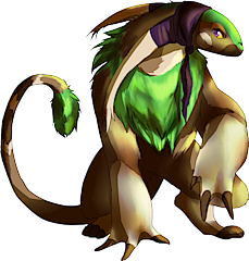 ID: 856 Sounore - Pokemon - Fakemon - Features Monster MMORPG Online