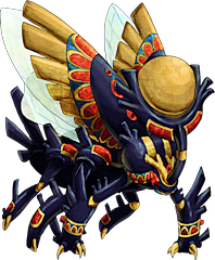 ID: 912 Egypri - Pokemon - Fakemon - Features Monster MMORPG Online