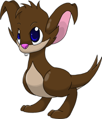 ID: 917 Cunious - Pokemon - Fakemon - Features Monster MMORPG Online