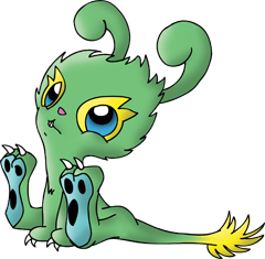 ID: 976 Rabyta - Pokemon - Fakemon - Features Monster MMORPG Online