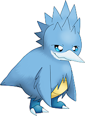 ID: 982 Sparkuin - Pokemon - Fakemon - Features Monster MMORPG Online