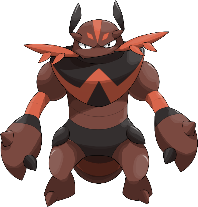 ID: 1063 Monster Wresmire www.monstermmorpg.com Better Than Pokemon